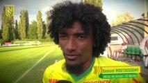 Lausanne Ouchy - FC Nantes : la réaction de Samuel Moutoussamy