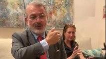 El embajador de Panamá nos da una lección de Historia de España.