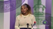 Serena Williams Had No Idea People Were Roasting Meghan Markle at Wimbledon