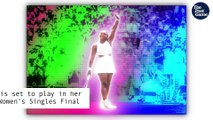 Serena Williams On The Verge Of Wimbledon History