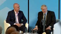Boris Johnson criticises Met Police over press leak warning