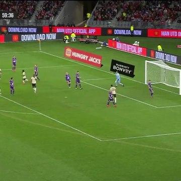 Marcus Rashford Goal - Perth Glory 0 - 1 Manchester United (Full Replay)