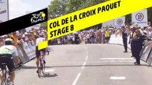 Col de la Croix Paquet - Étape 8 / Stage 8 - Tour de France 2019