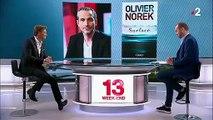 Littérature : rencontre avec le policier devenu écrivain, Olivier Norek