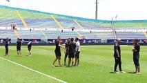 Tunisia visit the 30 June Stadium ahead of their AFCON semi-final against Senegal