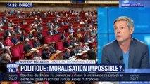 Politique : la moralisation impossible ?