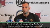 We know what Conte wants from us - Handanovic