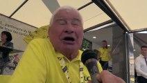 Raymond Poulidor Je vis mon 57e Tour de France