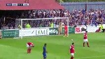 Le joli doublé d'Olivier Giroud avec Chelsea en amical