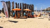 Prévention aux risques d'AVC sur la plage