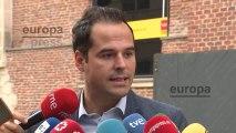 """Ignacio Aguado pide a Sánchez que """"deje de marear la perdiz""""."""