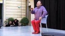 Henry-Jean Servat au Festival d'Avignon