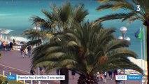 Nice : premier feu d'artifice trois ans après