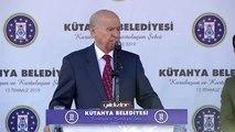 """Bahçeli: """"S-400'e FETÖ'cü alçaklar karşıdır, S-400'e PKK'lı caniler karşıdır, S-400'e küresel..."""