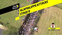 Alaphilippe attaque / Alaphilippe attacks - Étape 8 / Stage 8 - Tour de France 2019