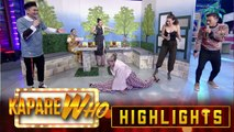 It's Showtime hosts gets shocked with Lola A Zumba De Rossi's talent | It's Showtime KapareWho