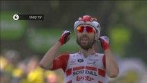 Tour de France 2019 : De Gendt pour la gagne, Alaphilippe retrouve le maillot jaune