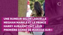 Mariage de Meghan Markle et Harry : les choix musicaux (surprenants) de la marié...