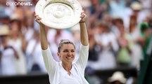 E' Simona Halep la regina di Wimbledon. Battuta Serena Williams