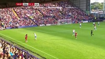 Liverpool : Yasser Larouci a joué avec les pros