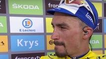 """Tour de France 2019 - Julian Alaphilippe :""""Je n'avais rien à perdre"""""""