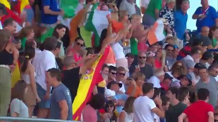 REPLAY DAY 1 ROUND 3 - RUGBY EUROPE MENS SEVENS OLYMPIC QUALIFIER - COLOMIERS 2019 (11)