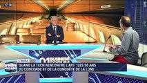 Quand la tech rencontre l'art: Les 50 ans du Concorde et de la conquête de la lune - 13/07