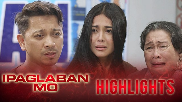 Tony is put in jail for his crimes | Ipaglaban Mo