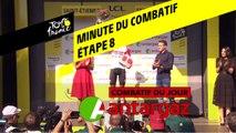 La minute du combatif Antargaz - Étape 8 - Tour de France 2019