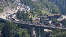 Megteltek az európai autópályák