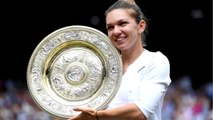 Wimbledon Rookie Simona Halep Destroys Serena William In Straight Sets