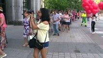 Cerca de 4.000 personas visitan el Teatro Real de Madrid