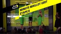 La minute Maillot Vert ŠKODA - Étape 8 - Tour de France 2019