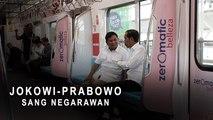 Highlight Primetime News - Jokowi-Prabowo, Sang Negarawan