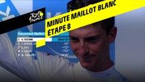 La minute Maillot Blanc Krys - Étape 8 - Tour de France 2019