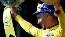 Tour de France : Alaphilippe récupère le maillot jaune après la 8ème étape