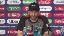 Kane Williamson pre Cricket World Cup final
