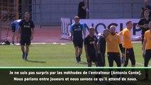 """Inter - Handanovic : """"Nous savons ce que Conte attend de nous"""""""
