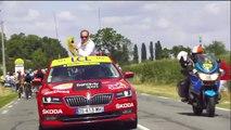 De Gendt goes solo to win stage 8 of Tour de France - Alaphilippe regains yellow