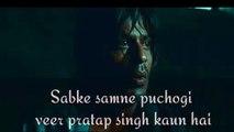Emotional Dialogues Veer Zara Movie Shahrukh khan WhatsApp