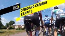 Onboard camera - Étape 8 / Stage 8 - Tour de France 2019