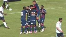 Les 2 buts du Trophée des Normands SMCaen 2-0 Le Havre