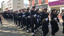 Défilé militaire et bal des pompiers pour la Fête nationale
