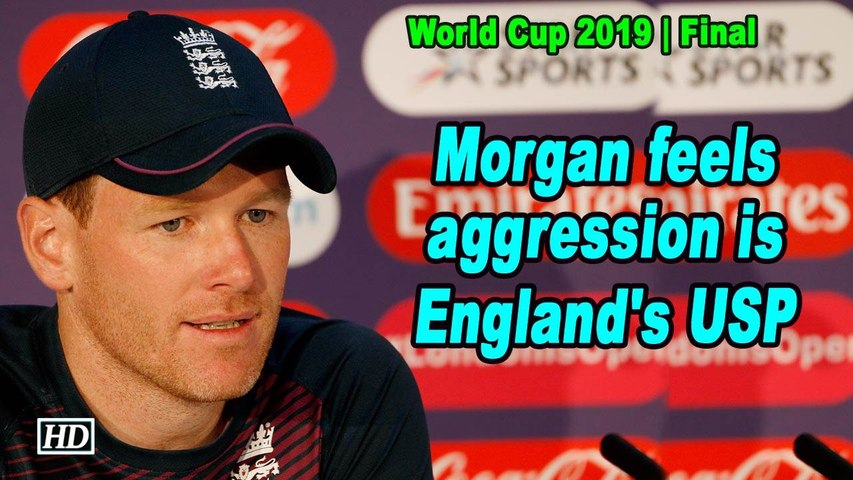 World Cup 2019 | Morgan feels aggression is England's USP