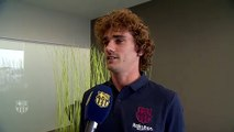 'I want to win it all' says Griezmann after joining Barcelona