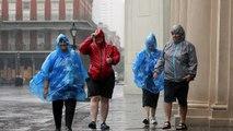 La tempête tropicale Barry et ses fortes pluies sont sur la Louisiane