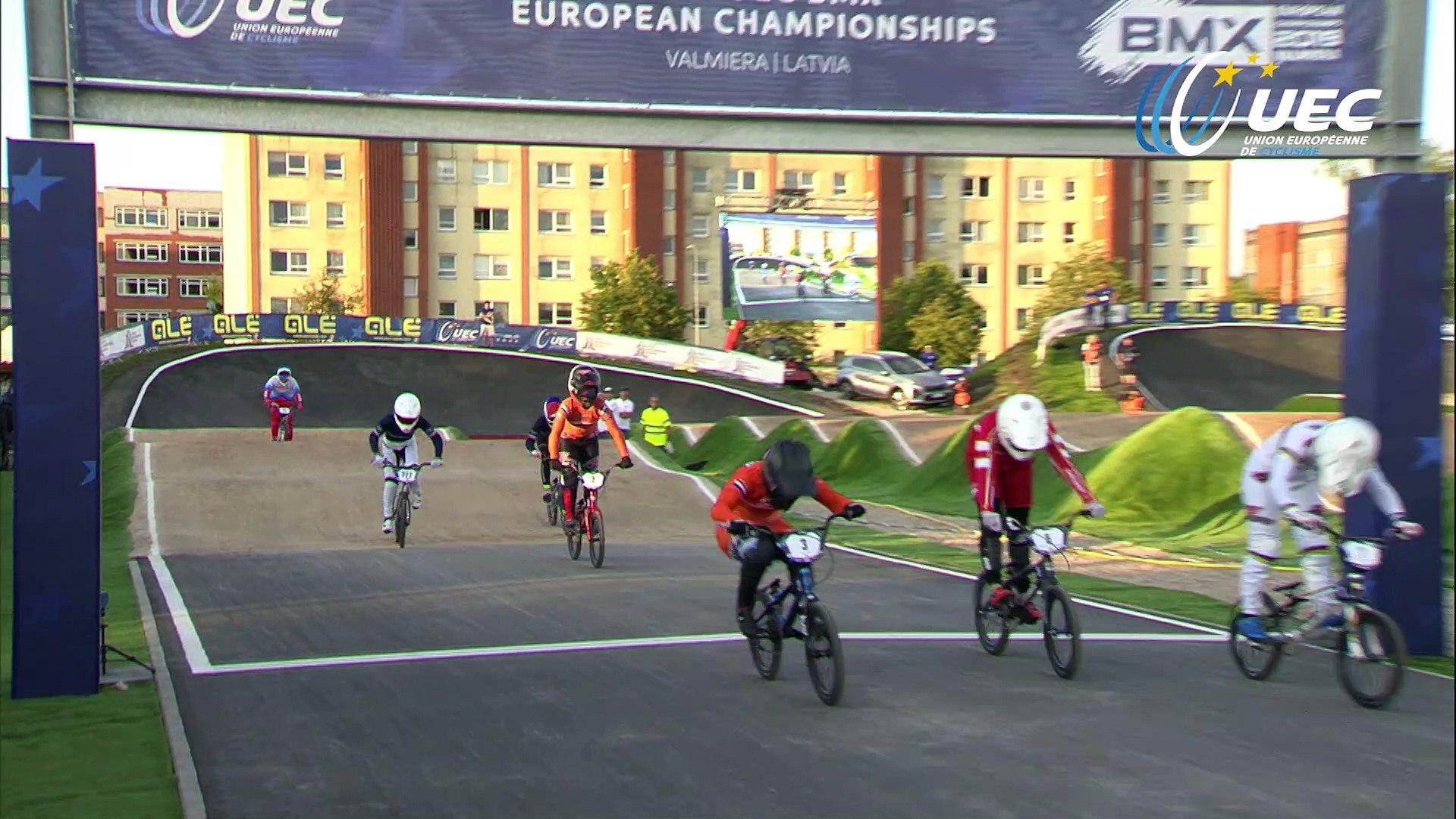 Highlights BMX#EuroBMX19 - Highlights Junior & Elite | Men & Women