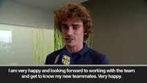 "(Subtitled) ""La Liga, Copa del Rey, Champions League"" - Griezmann wants to win it all with Barca"