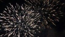 Saint-Lô. Vidéo. La foule pour le feu d'artifice du 14 juillet