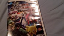 Super Smash Bros. Brawl (Wii) Unboxing